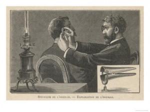 examining-the-ear